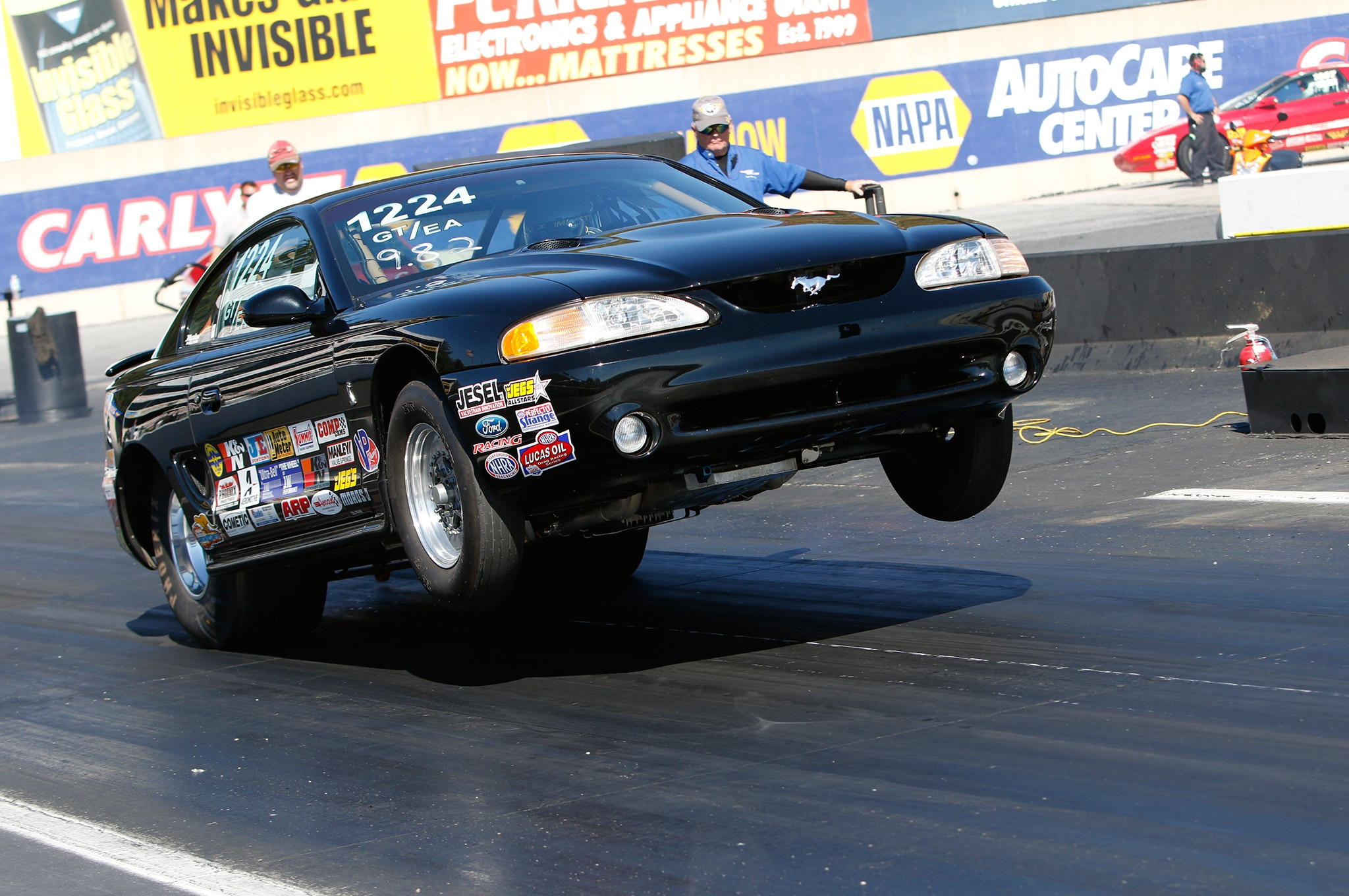 2015 Nhra Division 1 Dutch Mustangs 24
