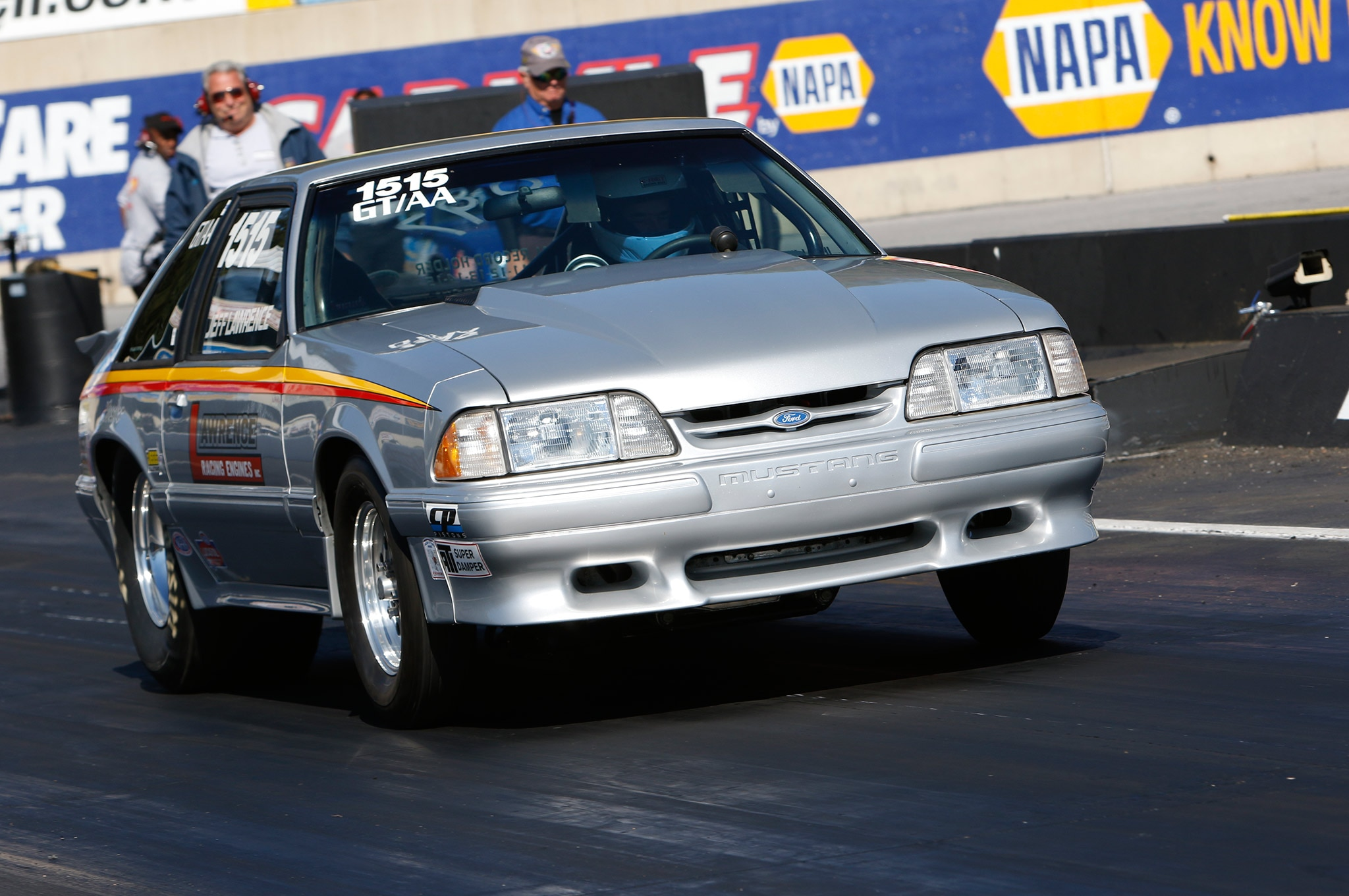 2015 Nhra Division 1 Dutch Mustangs 21