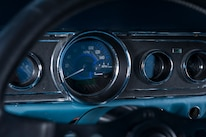 6 1966 Ford Mustang Gauges