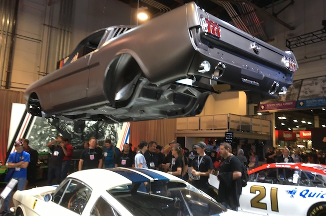 R3 Mustang Bodies Sema 2017 001