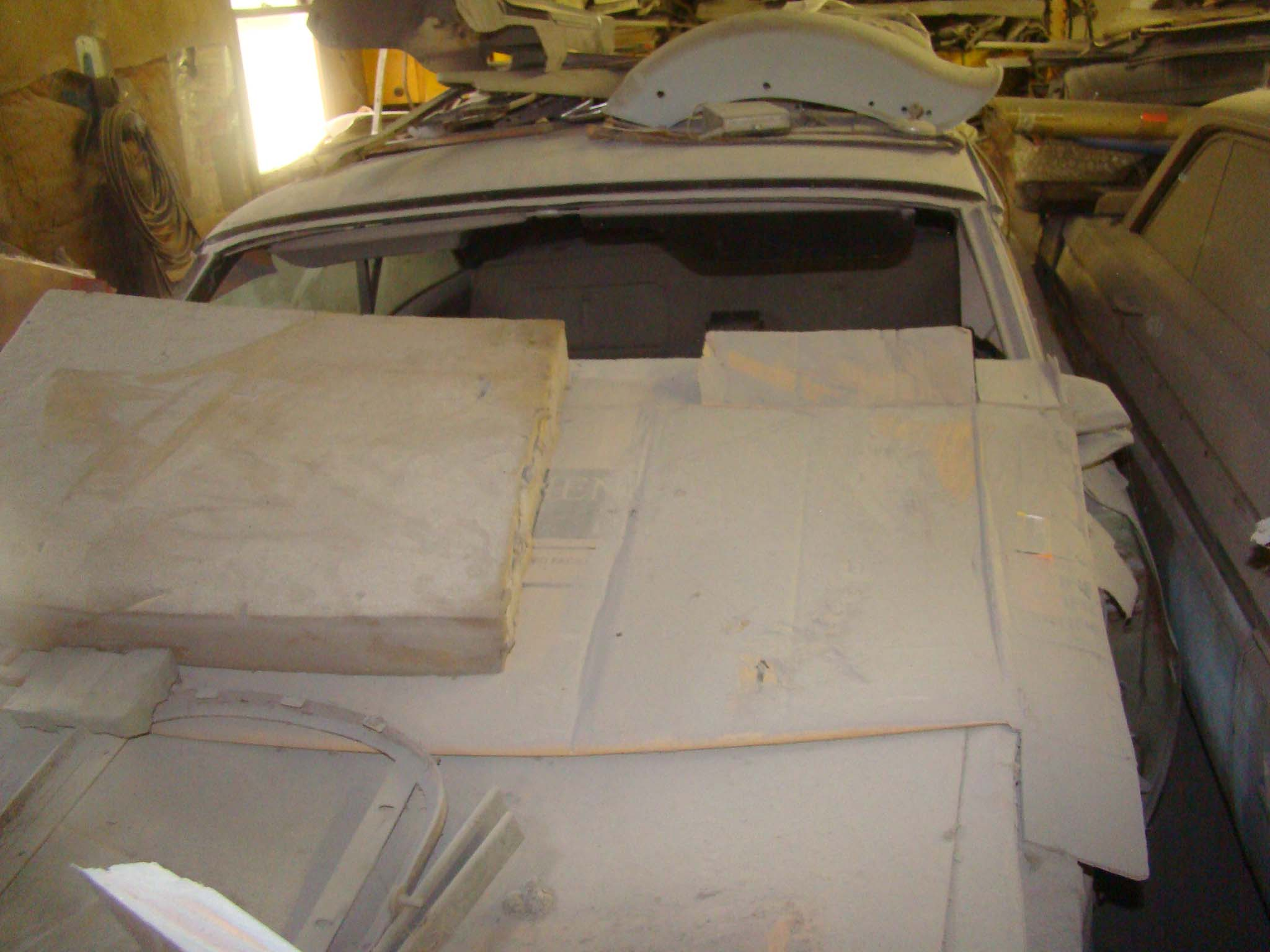 006 Cushman 1967 427 Ford Fairlane Buried