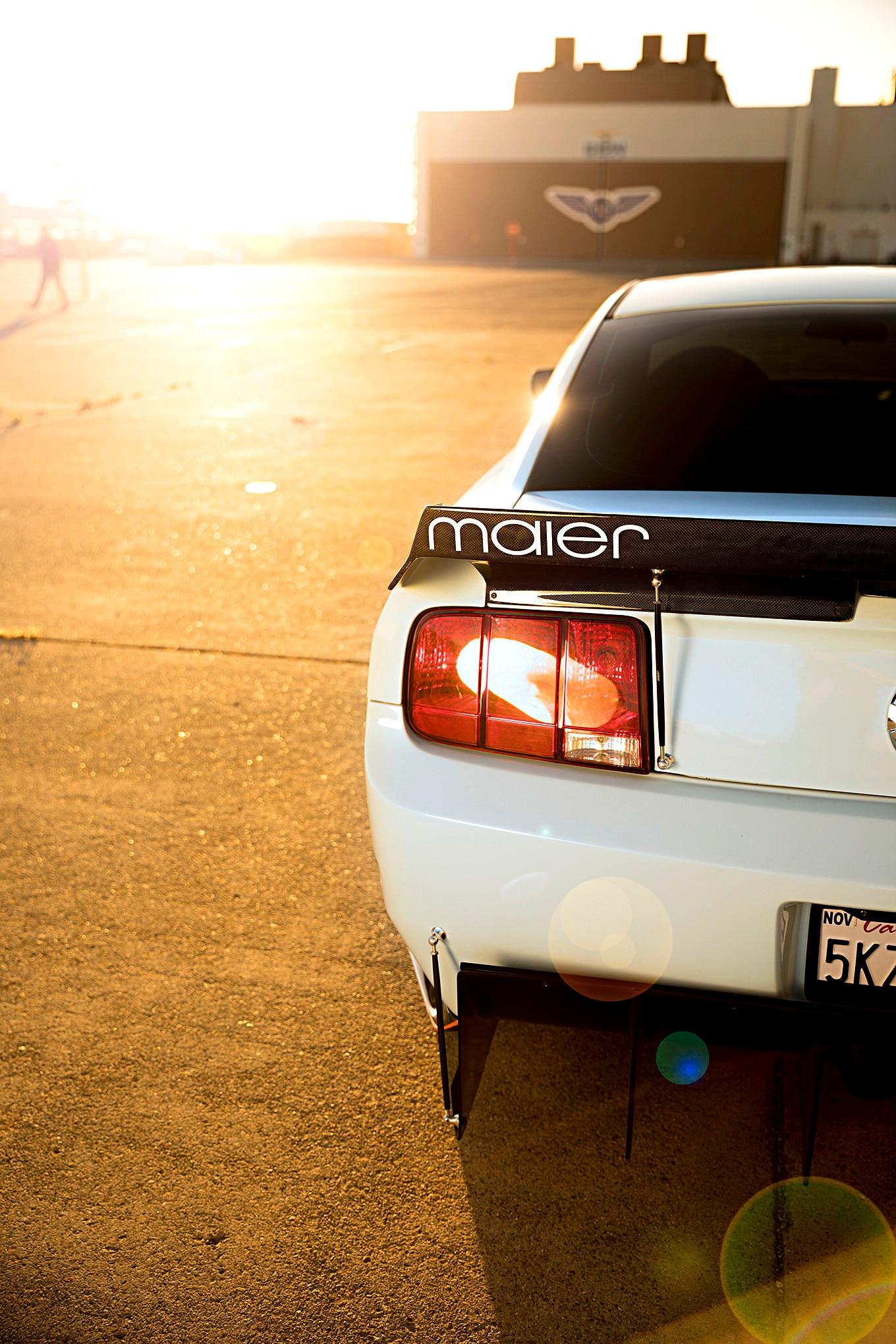 Kiser Maier Mustang 030