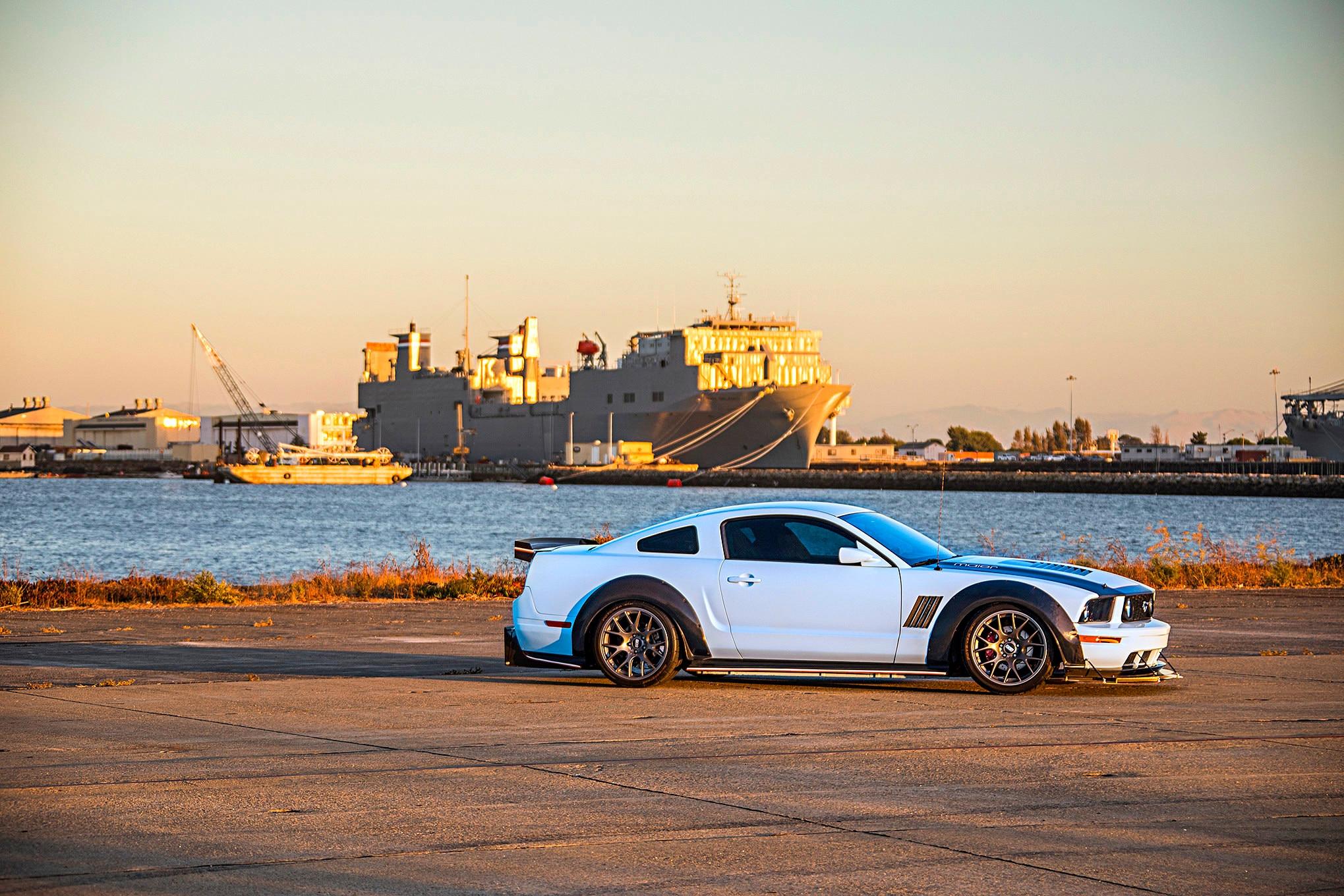 Kiser Maier Mustang 021