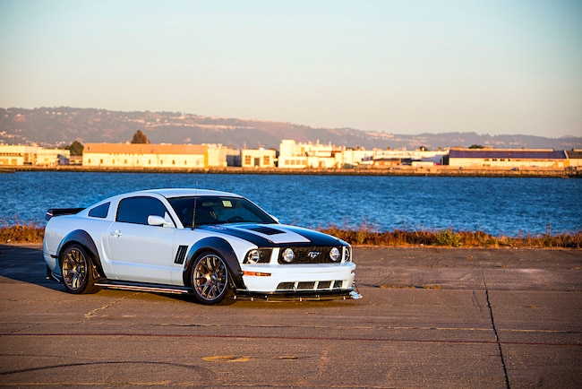 Kiser Maier Mustang 020