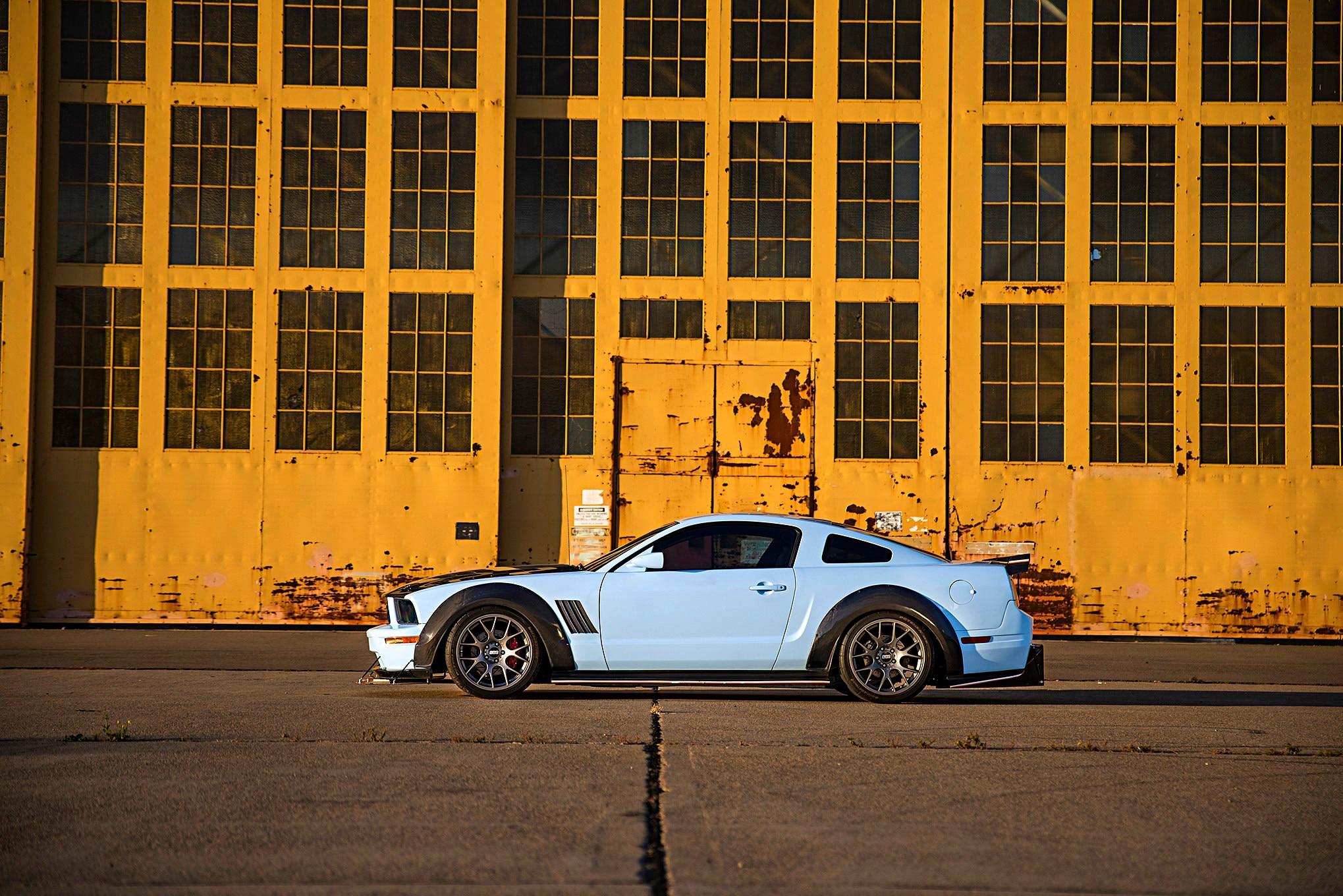 Kiser Maier Mustang 012
