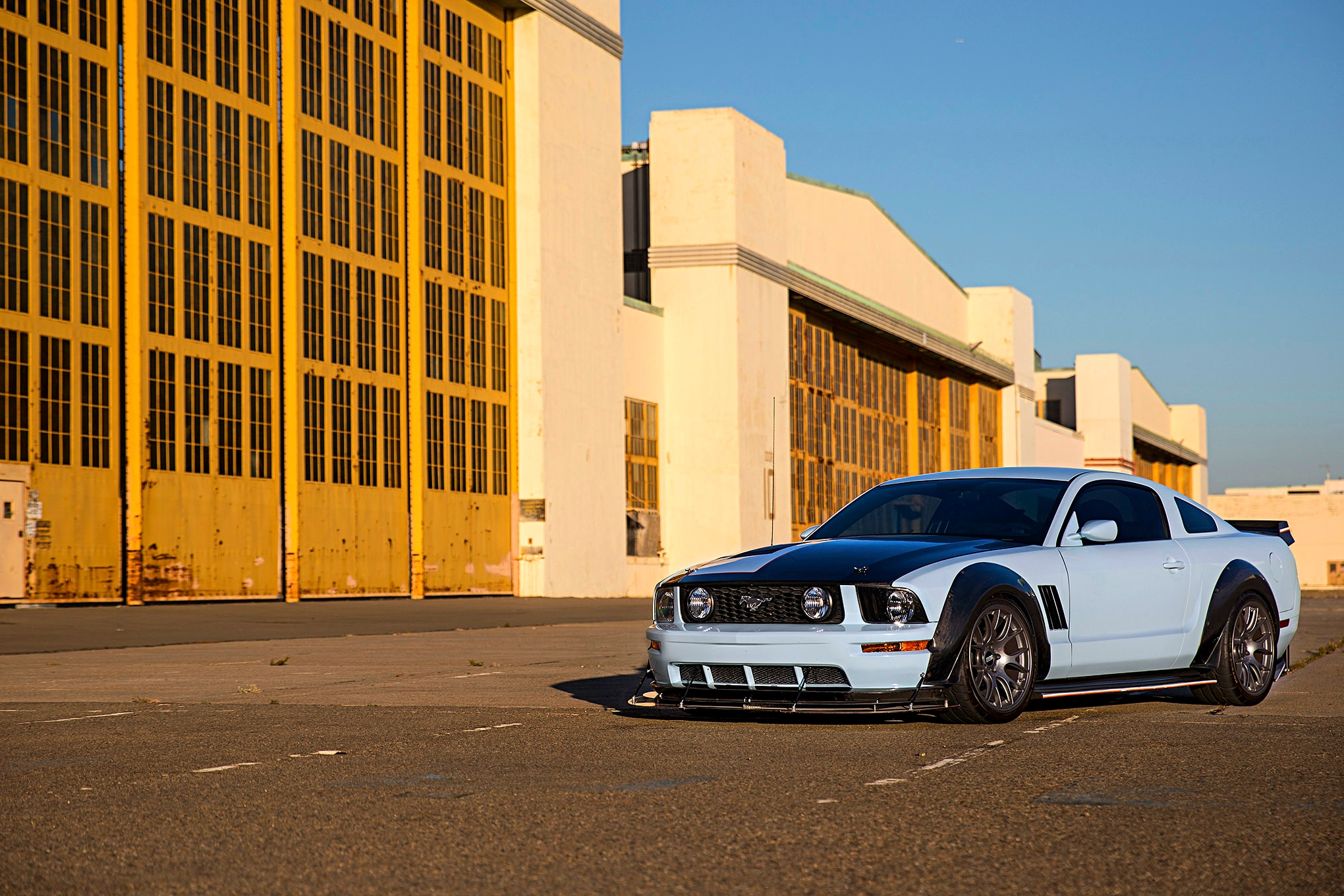 Kiser Maier Mustang 010