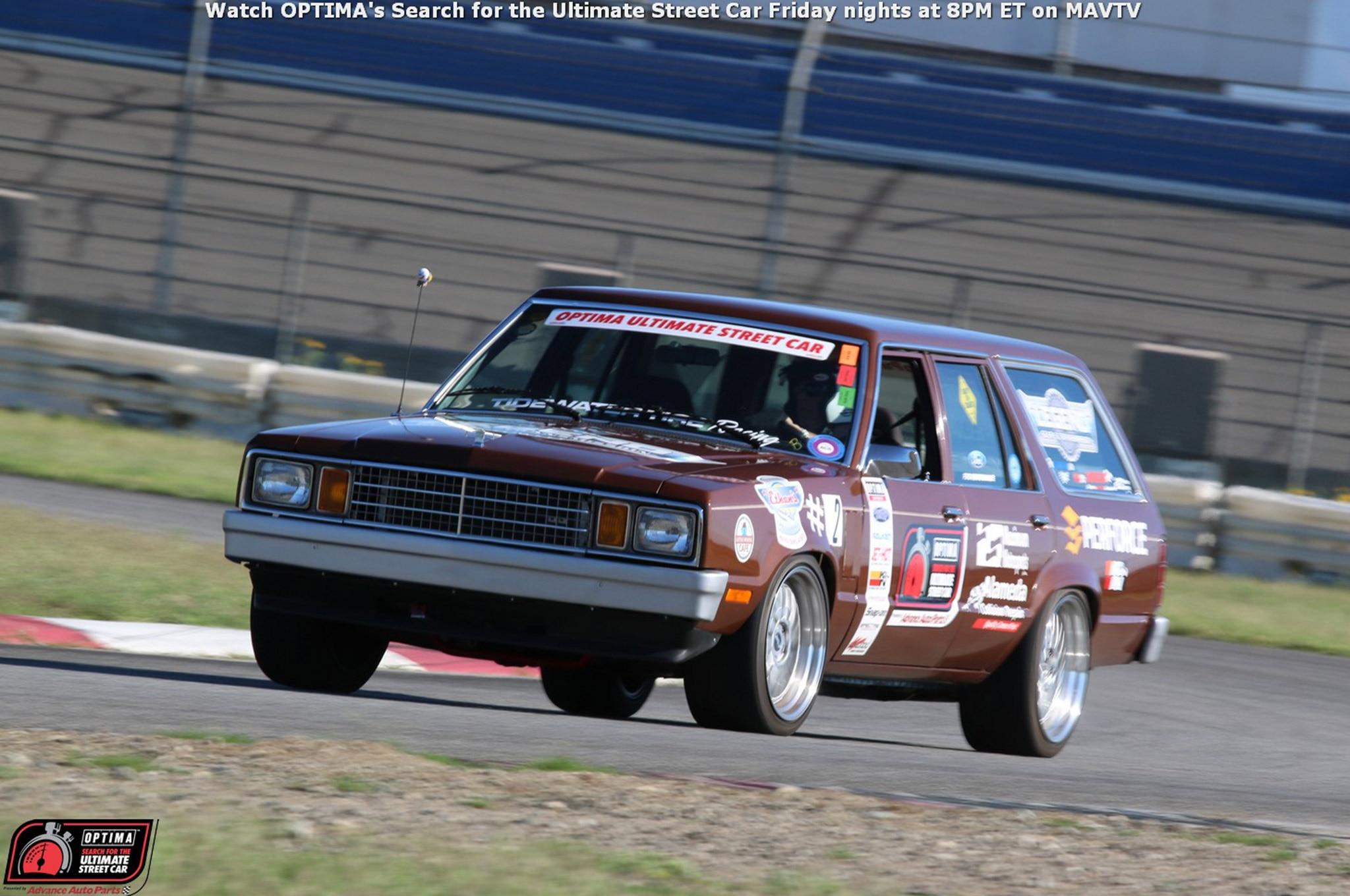 Martin Pond 1980 Mercury Zephyr Drive OPTIMA Fontana 2015 60