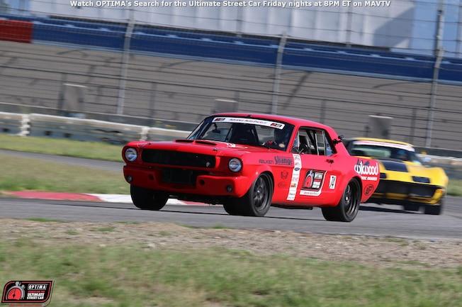 Caesar Martinez 1966 Ford MustangDrive OPTIMA Fontana 2015 196