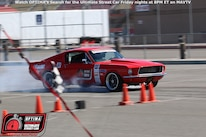 John Anthony 1967 Ford Mustang Drive OPTIMA Fontana 2015 524