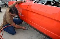 11 1965 Ford Mustang Panel