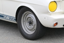 1966 Ford Mustang Wheel