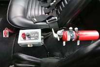 1966 Ford Mustang Controls