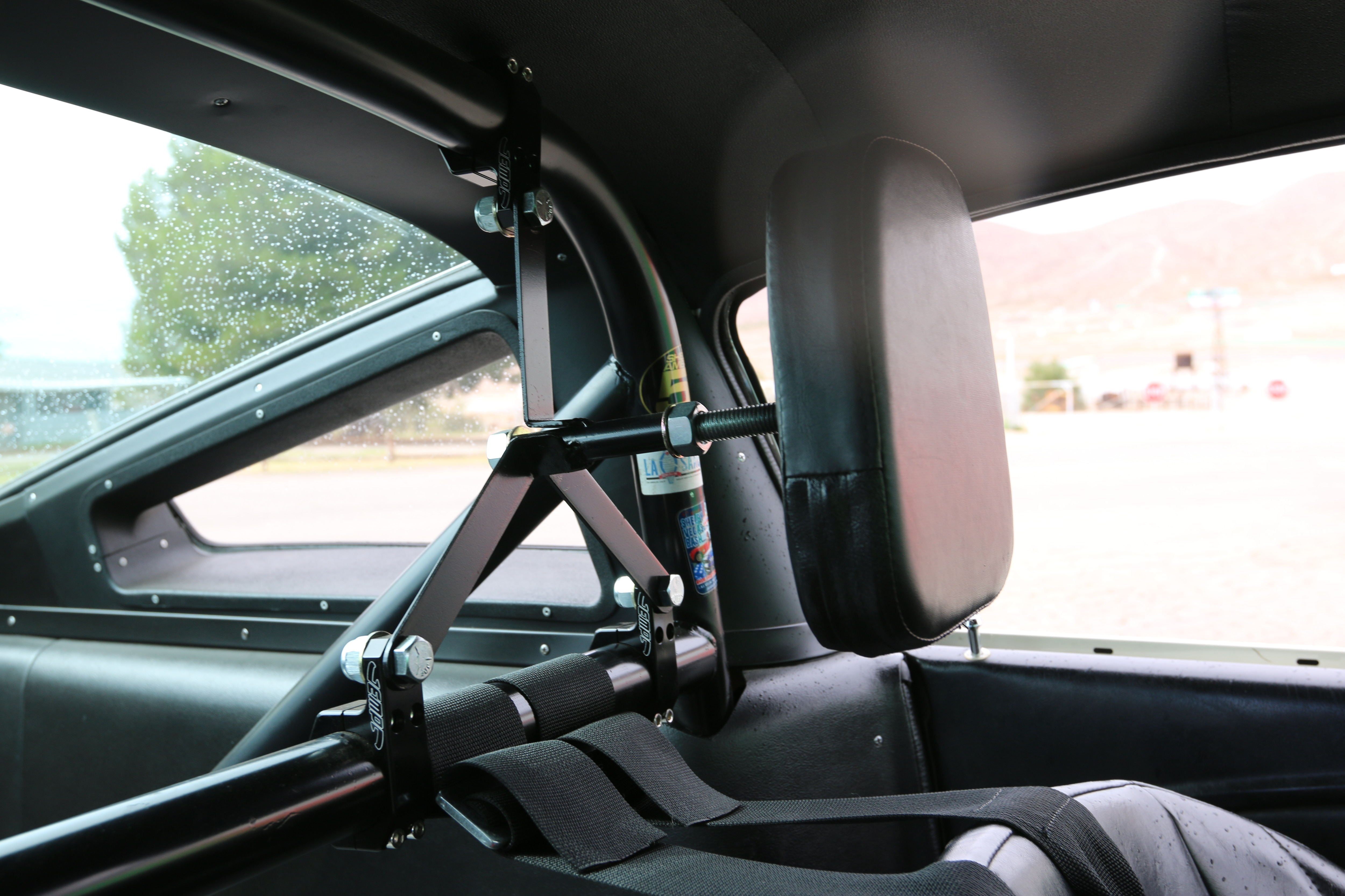 1966 Ford Mustang Rear Window