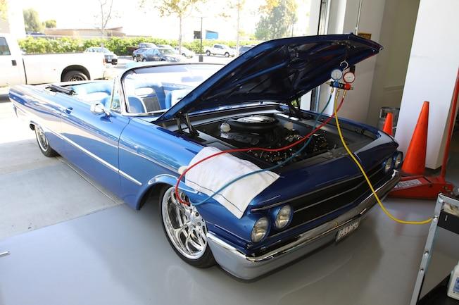 001 Vacuum AC Moisture 1961 Ford