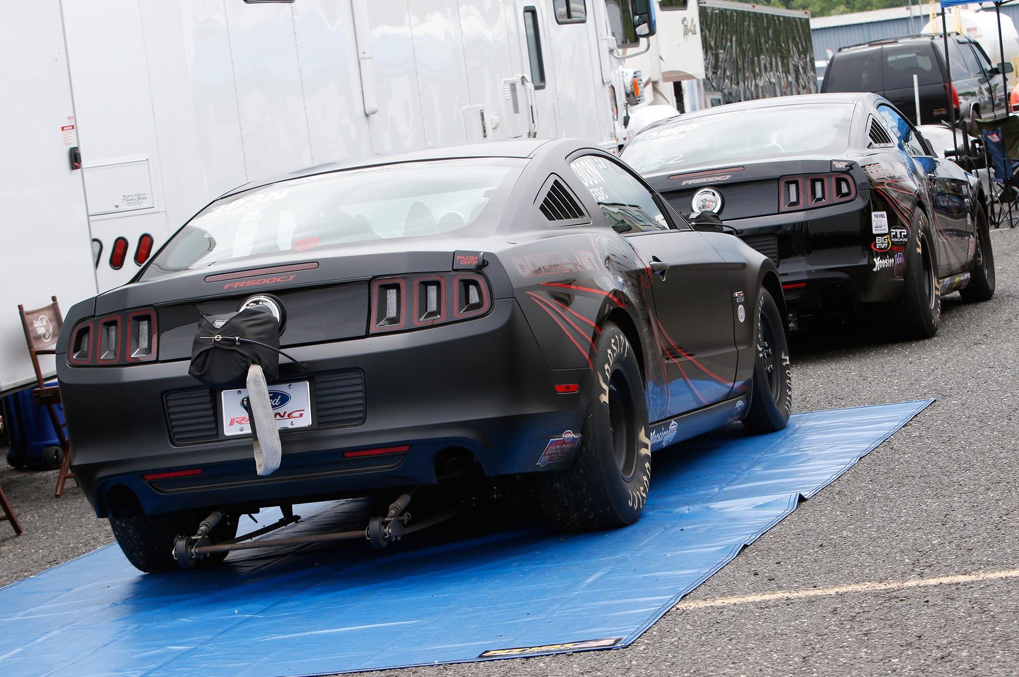 2015 Nhra Factory Showdown Mustang 04