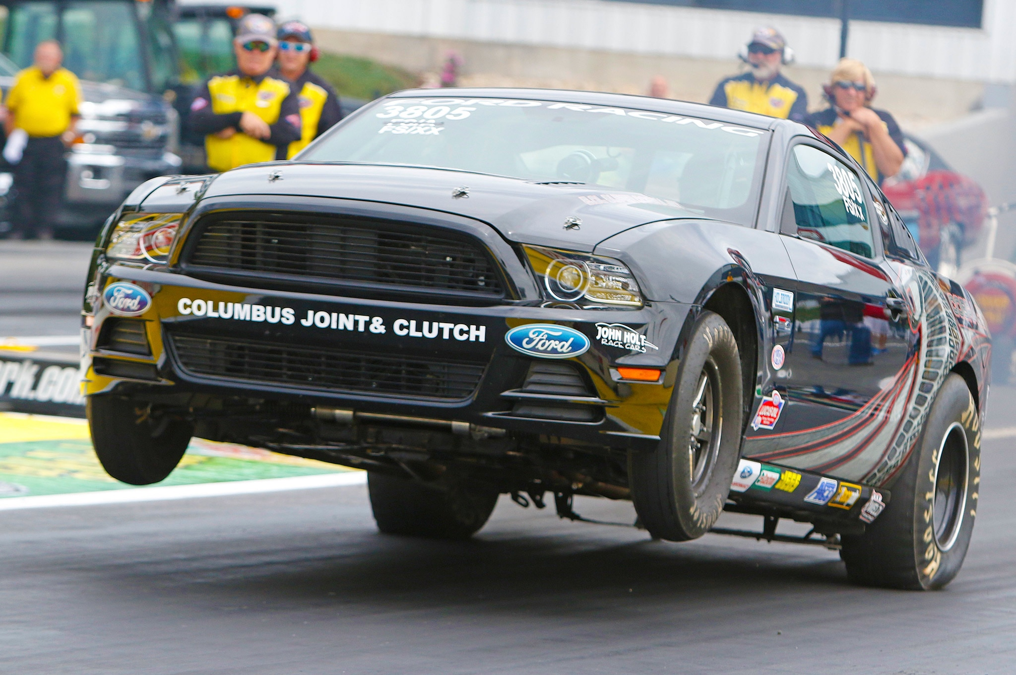 2015 Nhra Factory Showdown Mustang 02
