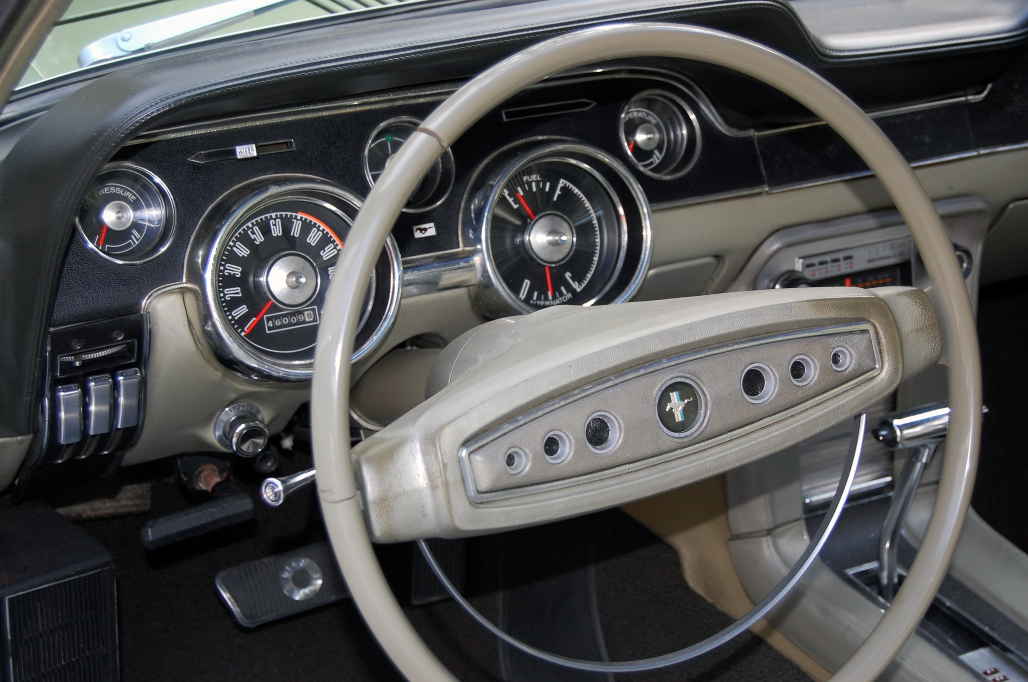 Seven Million 1968 Ford Mustang 06