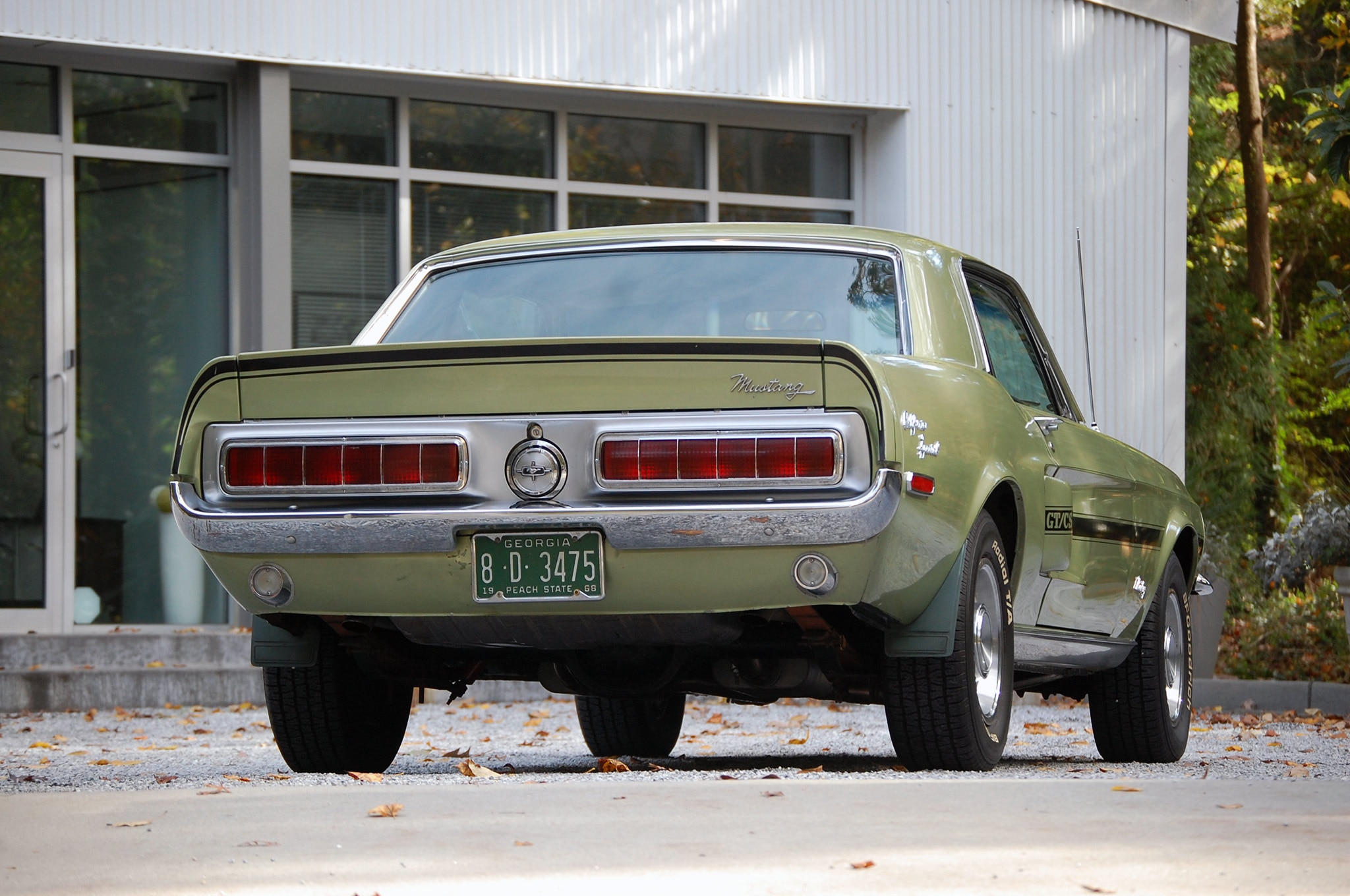 Seven Million 1968 Ford Mustang 03