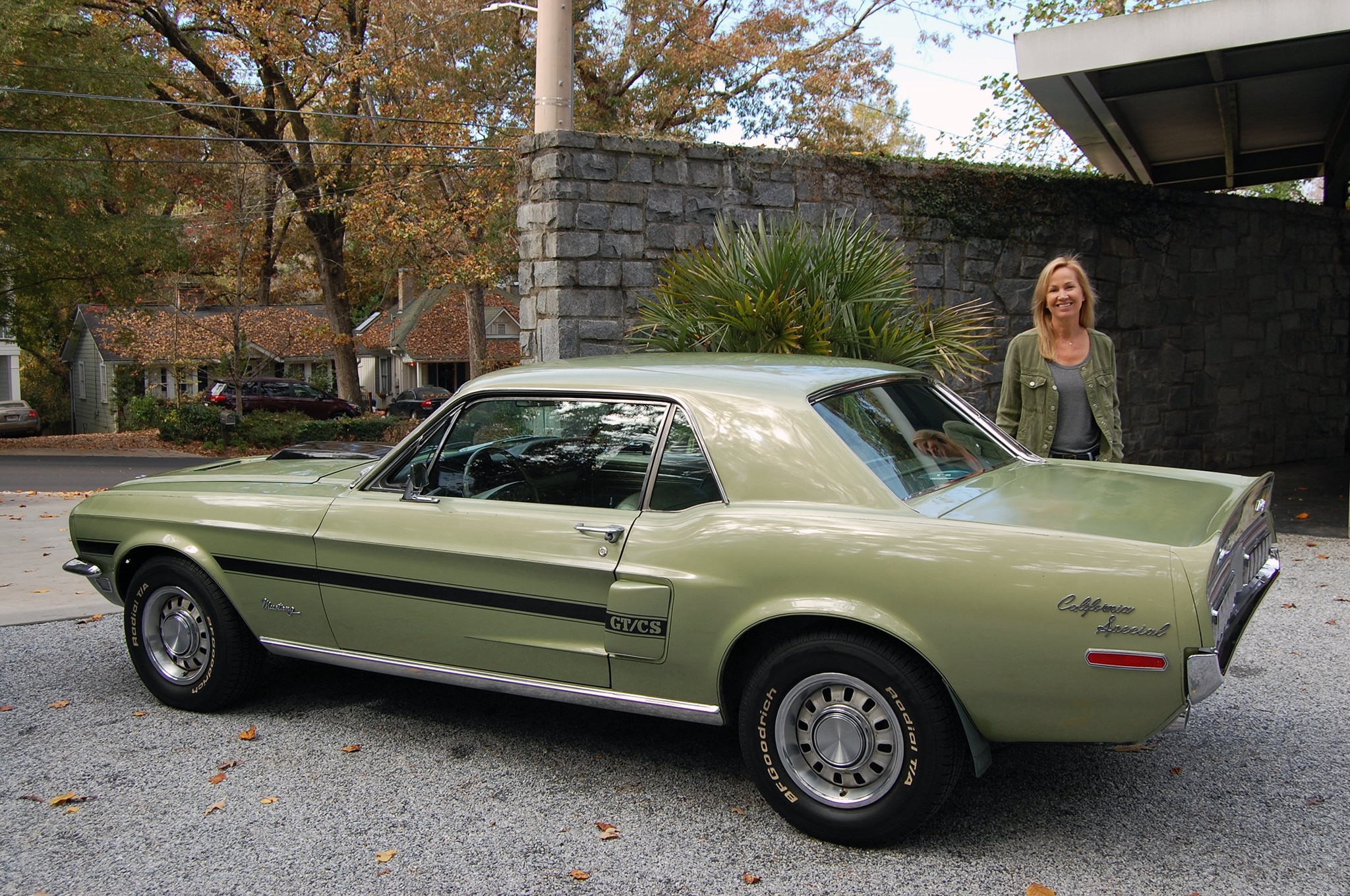 Seven Million 1968 Ford Mustang 02