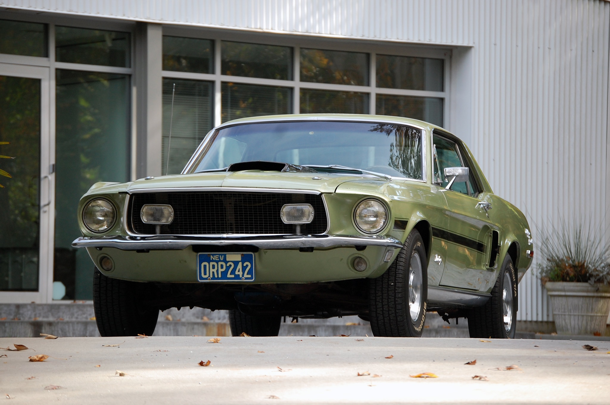 Seven Million 1968 Ford Mustang 01