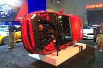 Ford Booth Sema 2015 Hot Vehicles 11