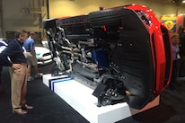 Ford Booth Sema 2015 Hot Vehicles 12