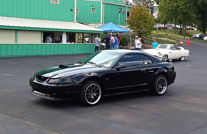 003 Mike Mulnix 2002 Ford Mustang GT
