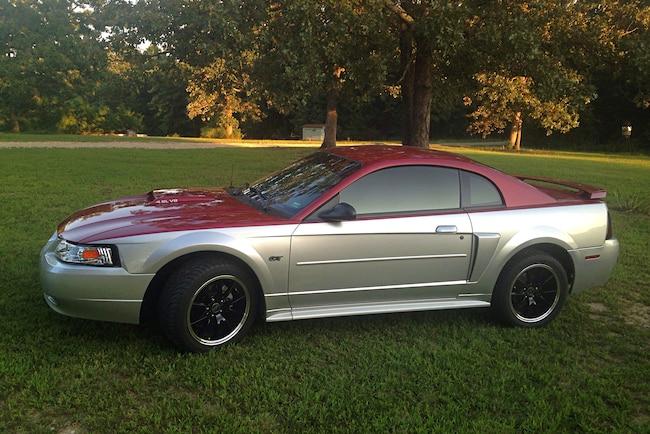 004 Tyler Roam 2001 Mustang GT