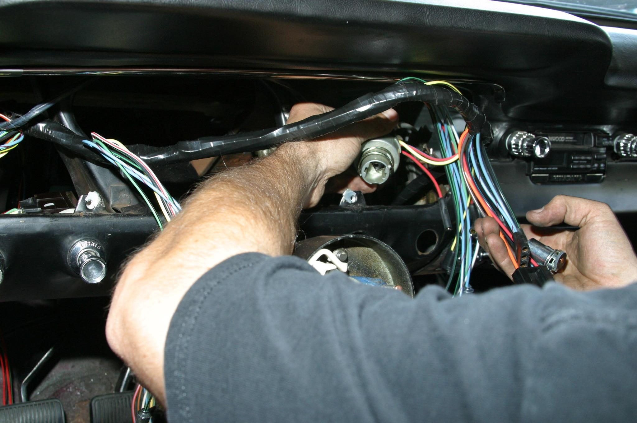 don\u0027t do it top 12 wiring mistakesMustang Wiring Headlights 1967 No Fog Lights No Tachometer #10