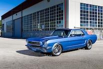 001 Scott Horn 1965 Ford Mustang Restomod
