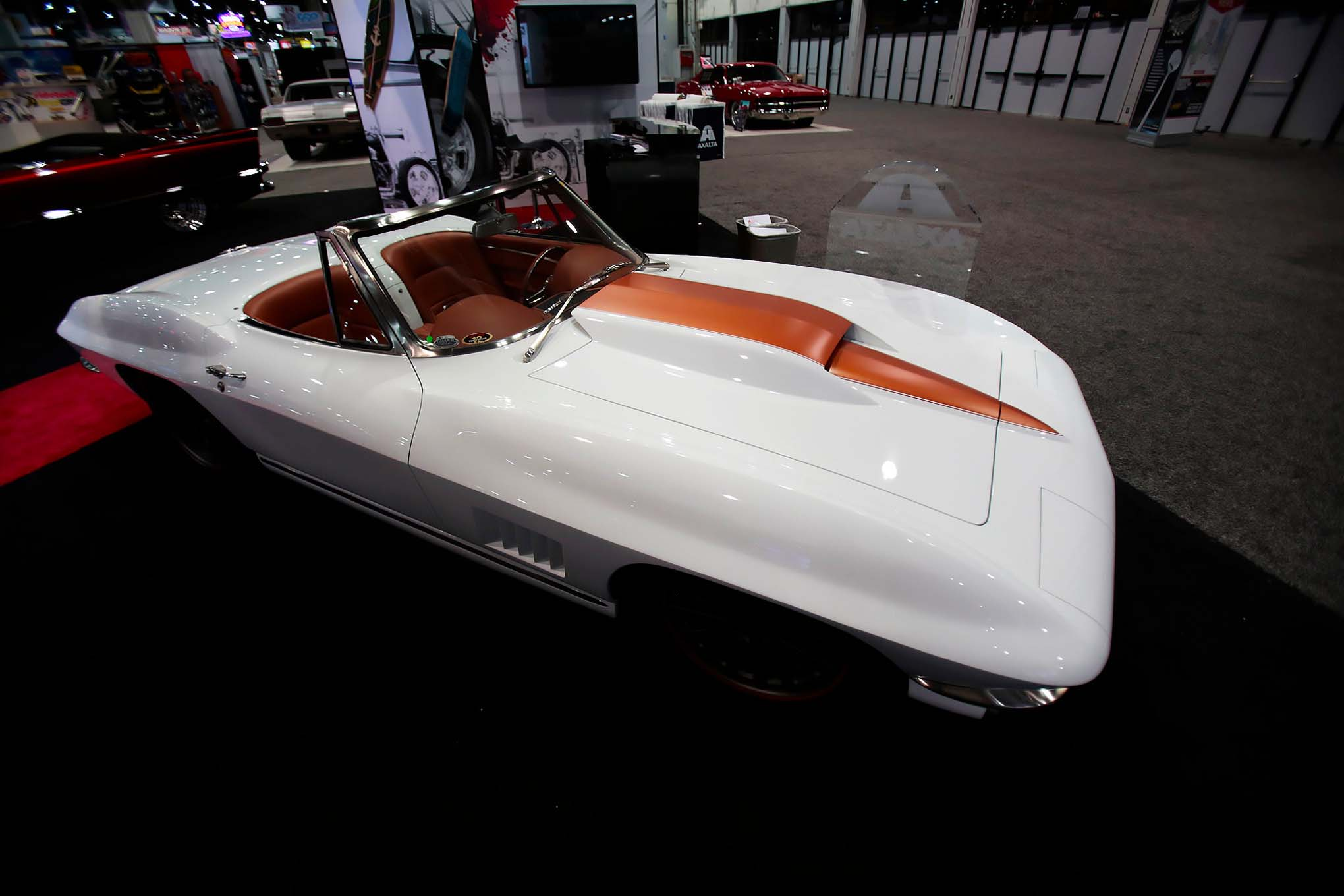 SEMA 2015 After Hours Photo Gallery 177 Lpr