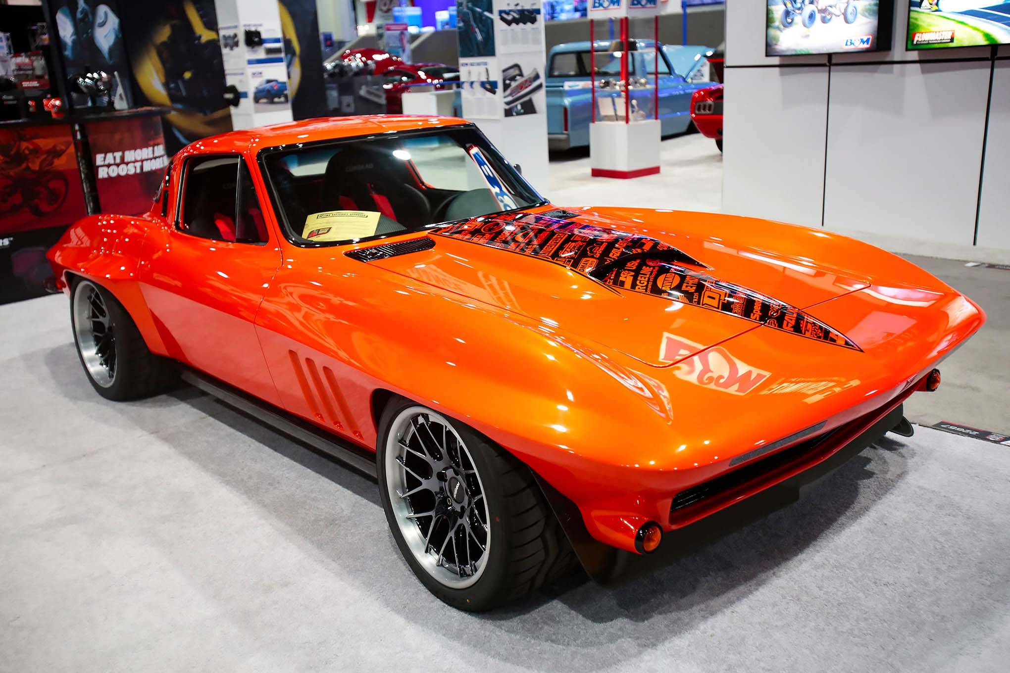 SEMA 2015 After Hours Photo Gallery 165 Lpr