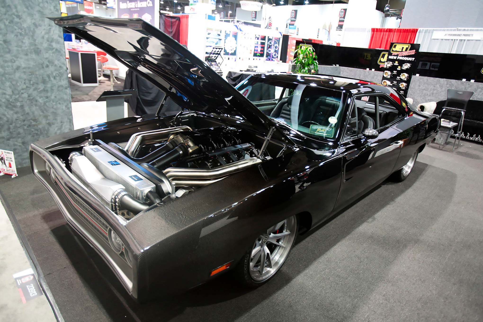 SEMA 2015 After Hours Photo Gallery 164 Lpr