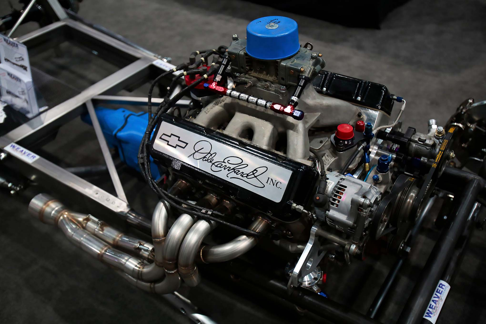 SEMA 2015 After Hours Photo Gallery 163 Lpr