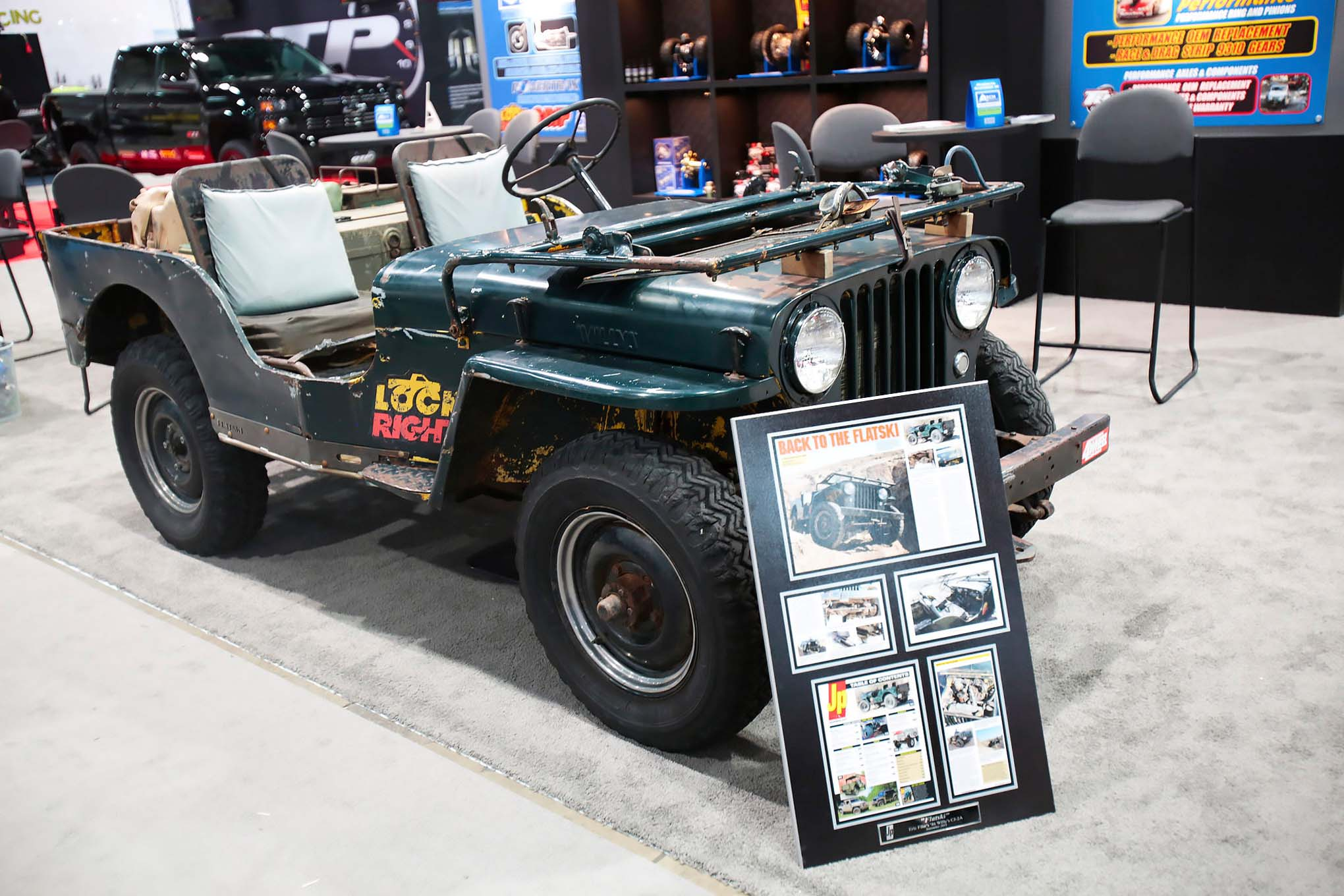 SEMA 2015 After Hours Photo Gallery 153 Lpr