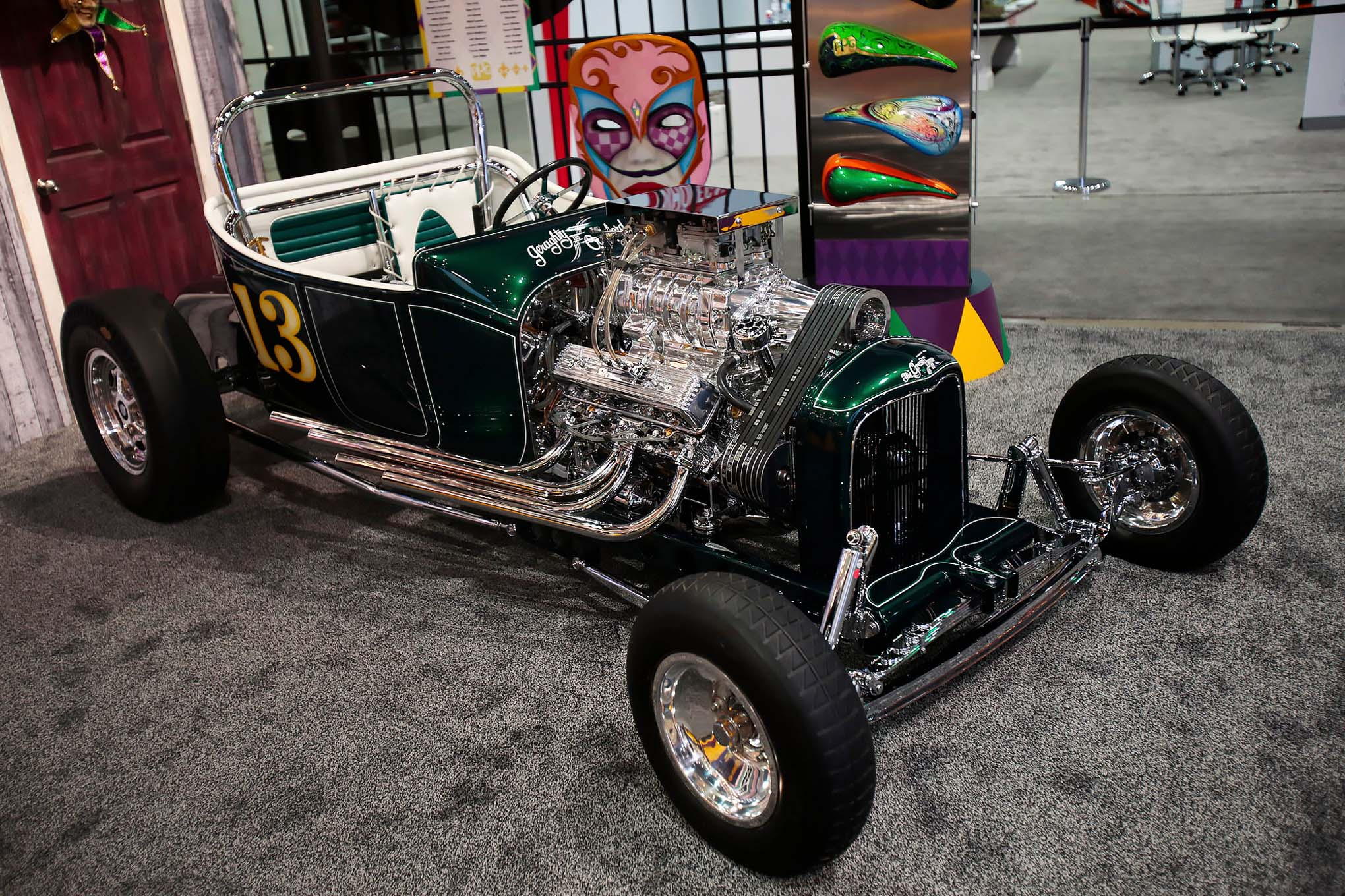 SEMA 2015 After Hours Photo Gallery 150 Lpr