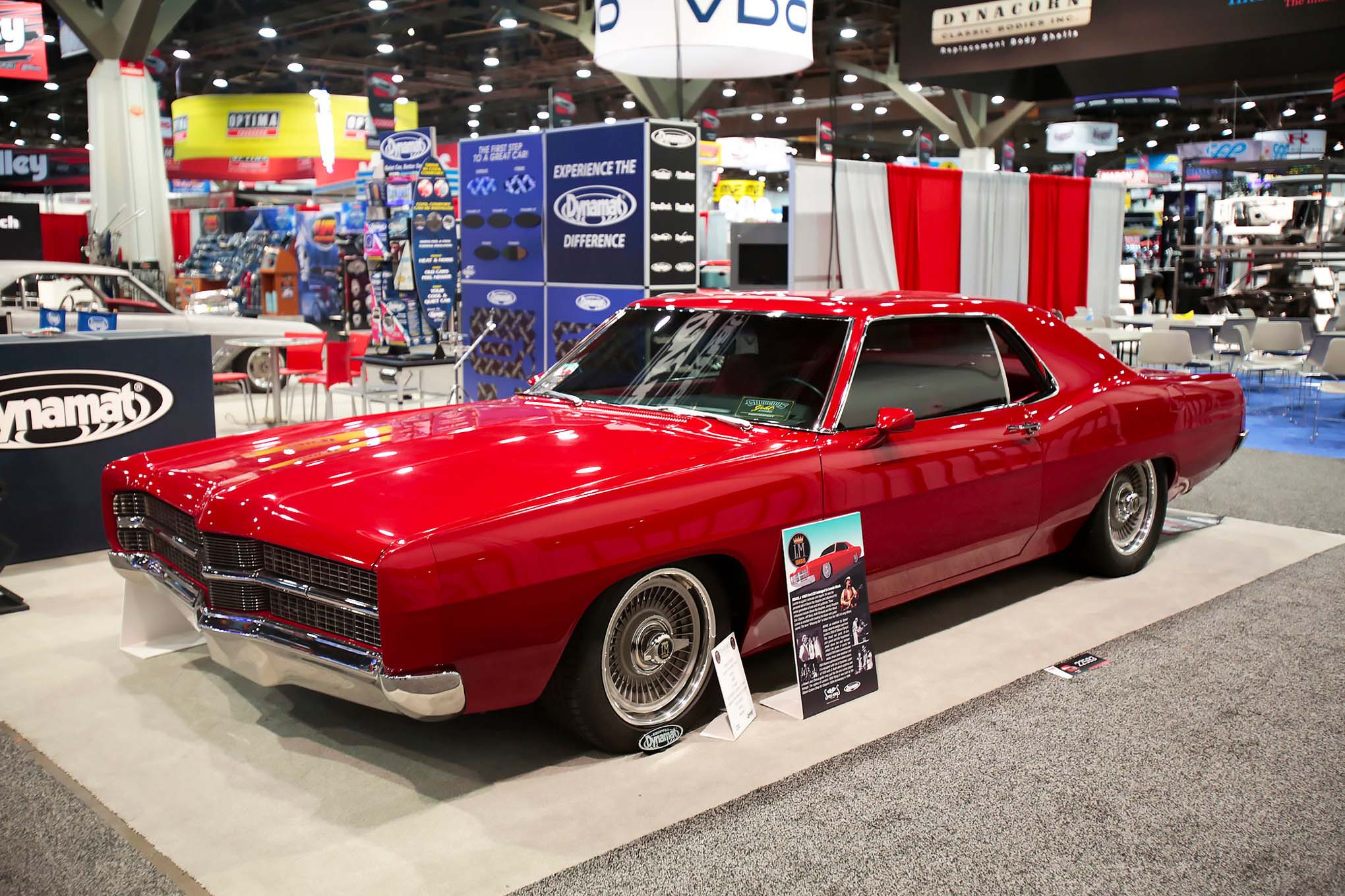 SEMA 2015 After Hours Photo Gallery 180 Lpr