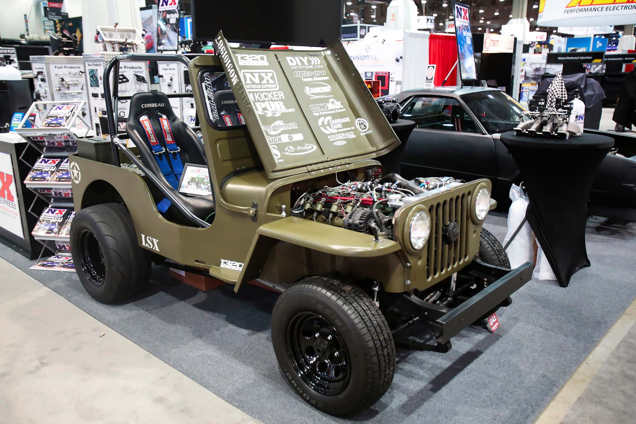 SEMA 2015 After Hours Photo Gallery 145 Lpr