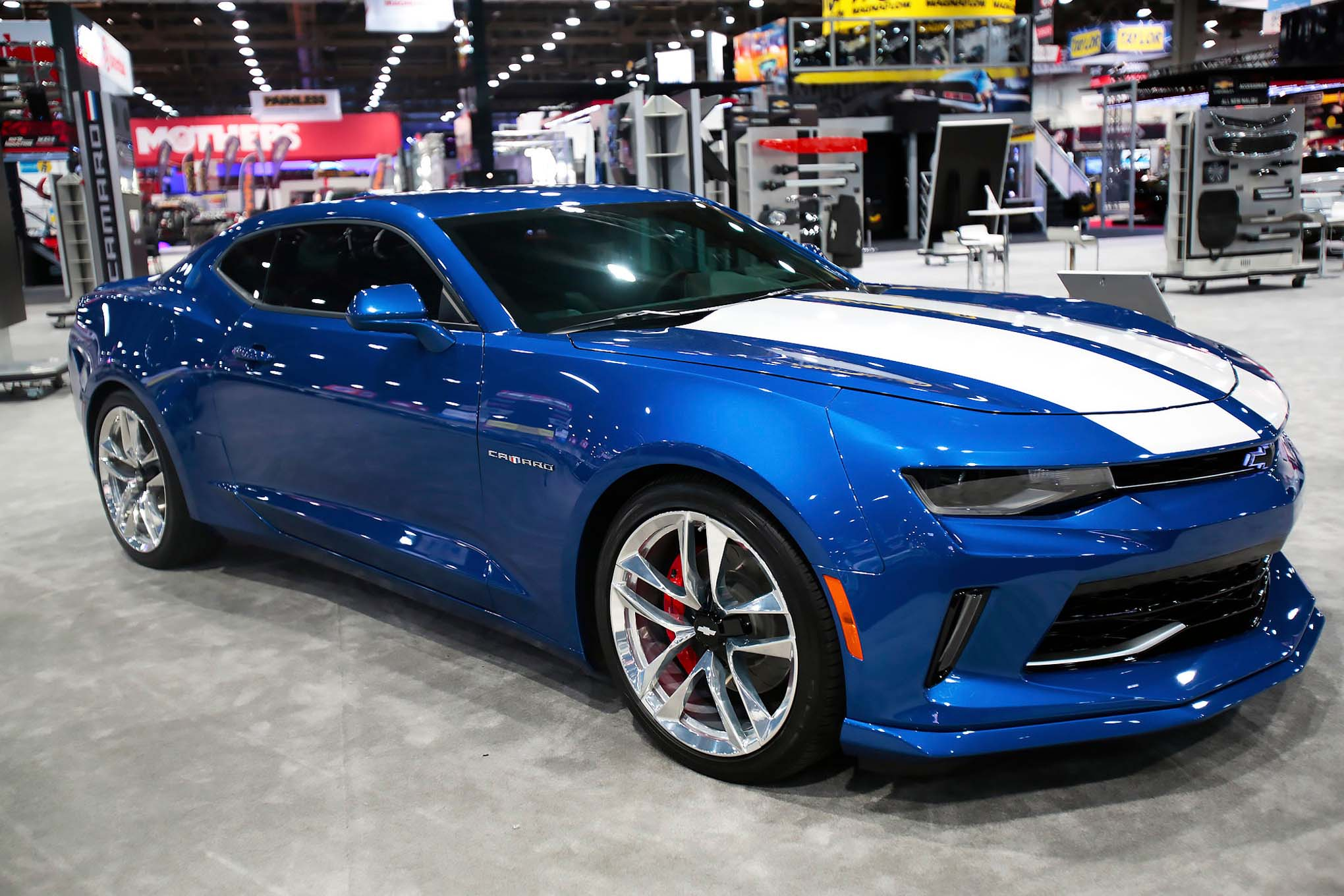 SEMA 2015 After Hours Photo Gallery 130 Lpr