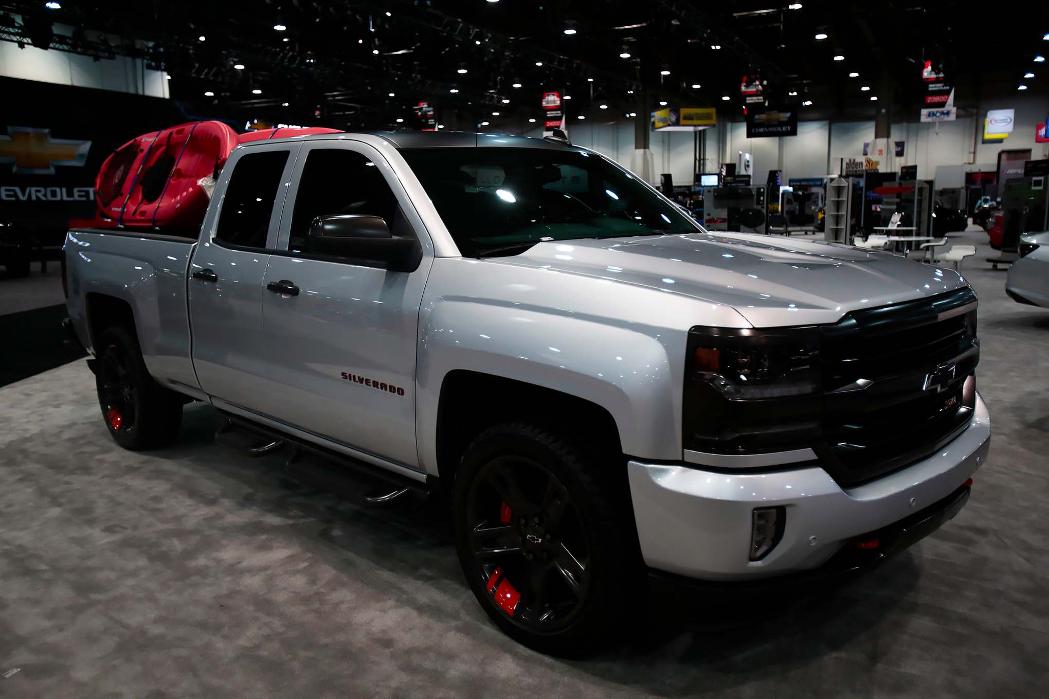 SEMA 2015 After Hours Photo Gallery 124 Lpr
