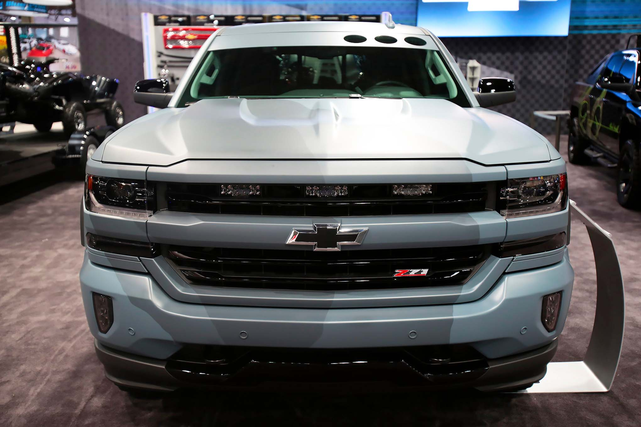 SEMA 2015 After Hours Photo Gallery 127 Lpr
