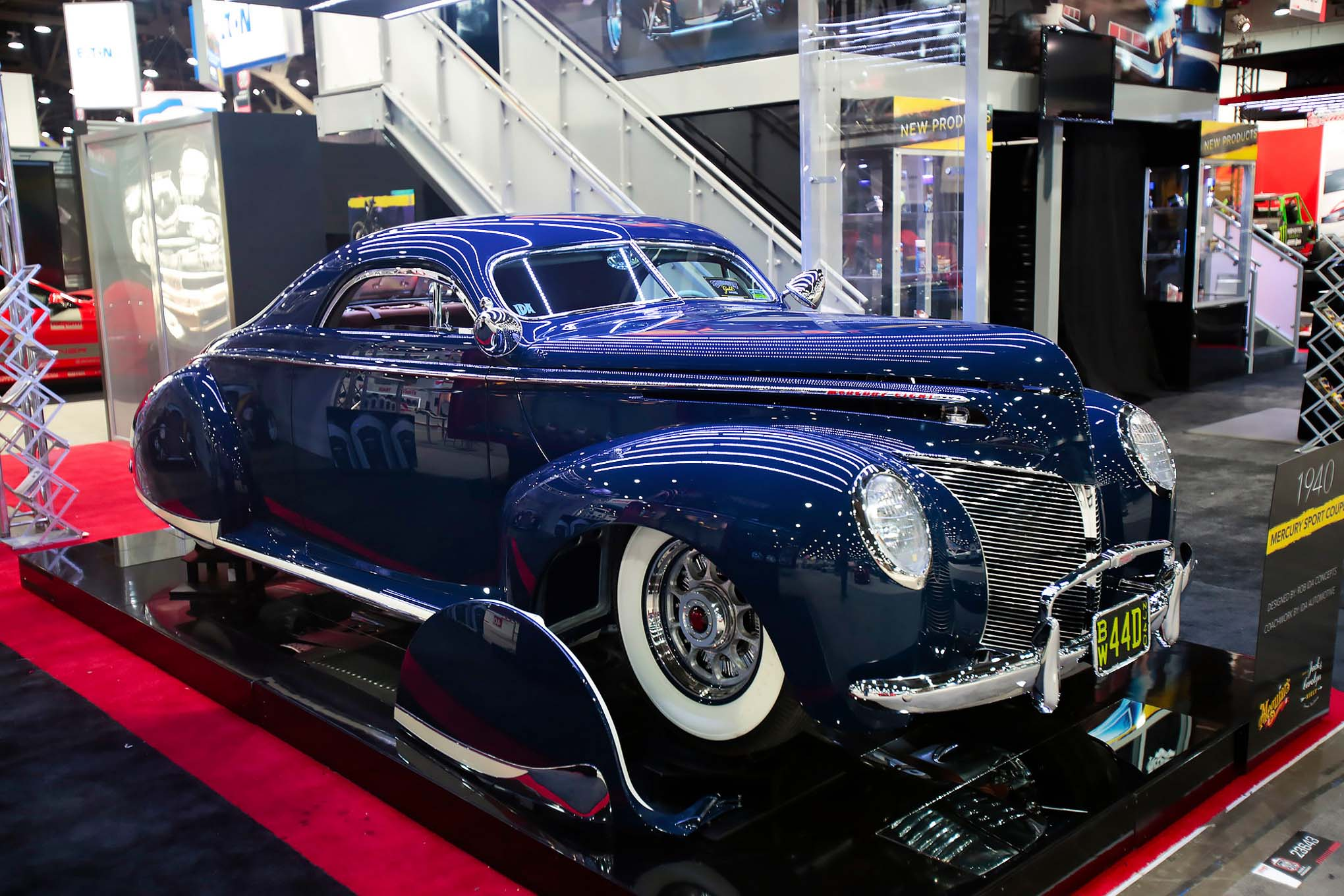 SEMA 2015 After Hours Photo Gallery 119 Lpr