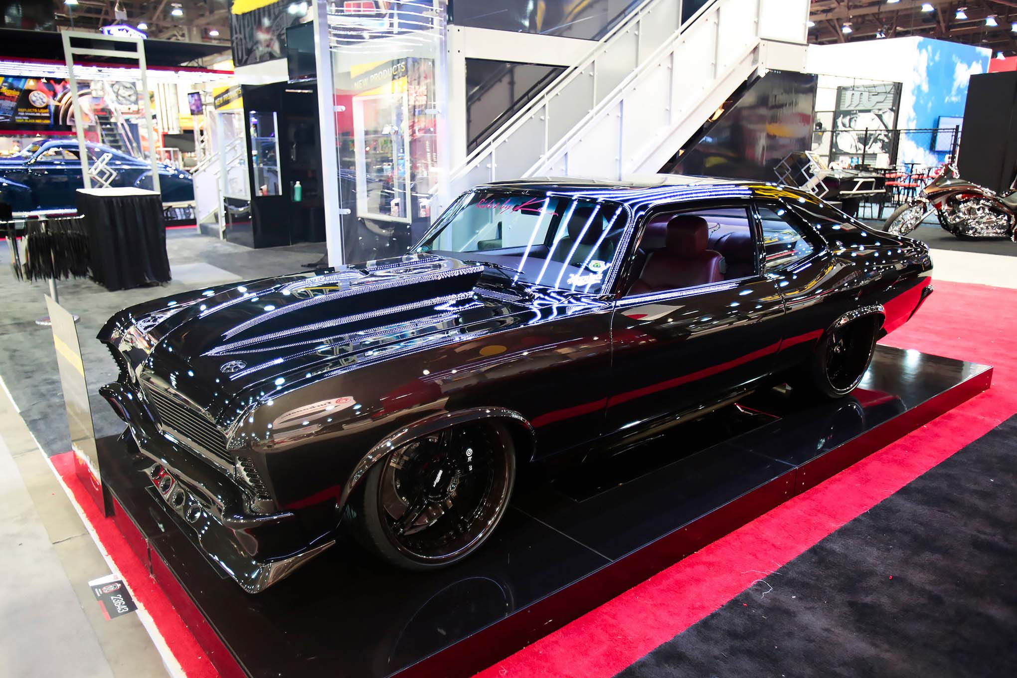 SEMA 2015 After Hours Photo Gallery 117 Lpr