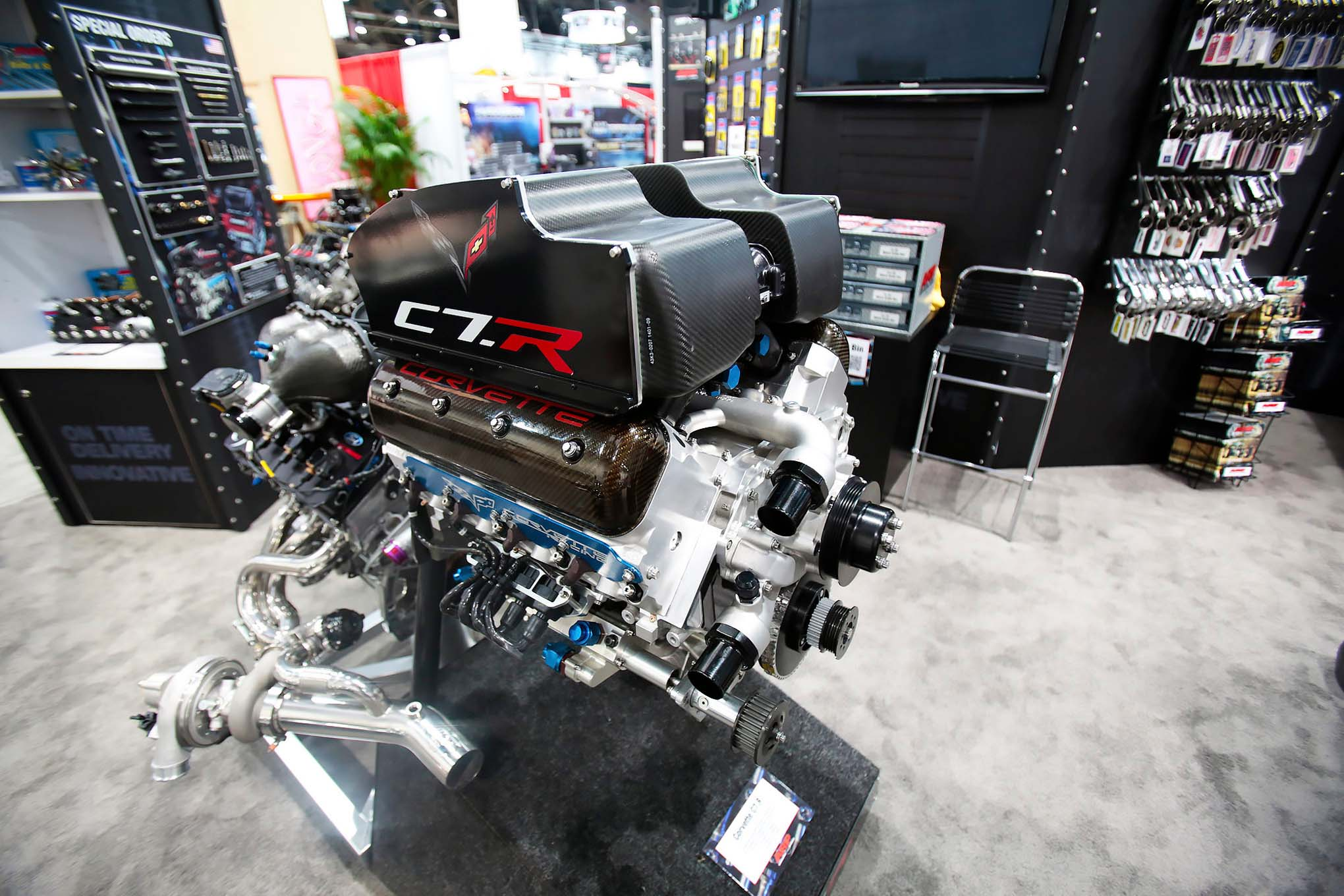 SEMA 2015 After Hours Photo Gallery 112 Lpr