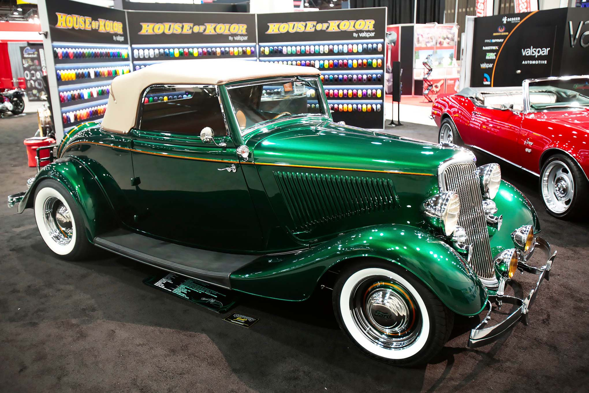SEMA 2015 After Hours Photo Gallery 105 Lpr