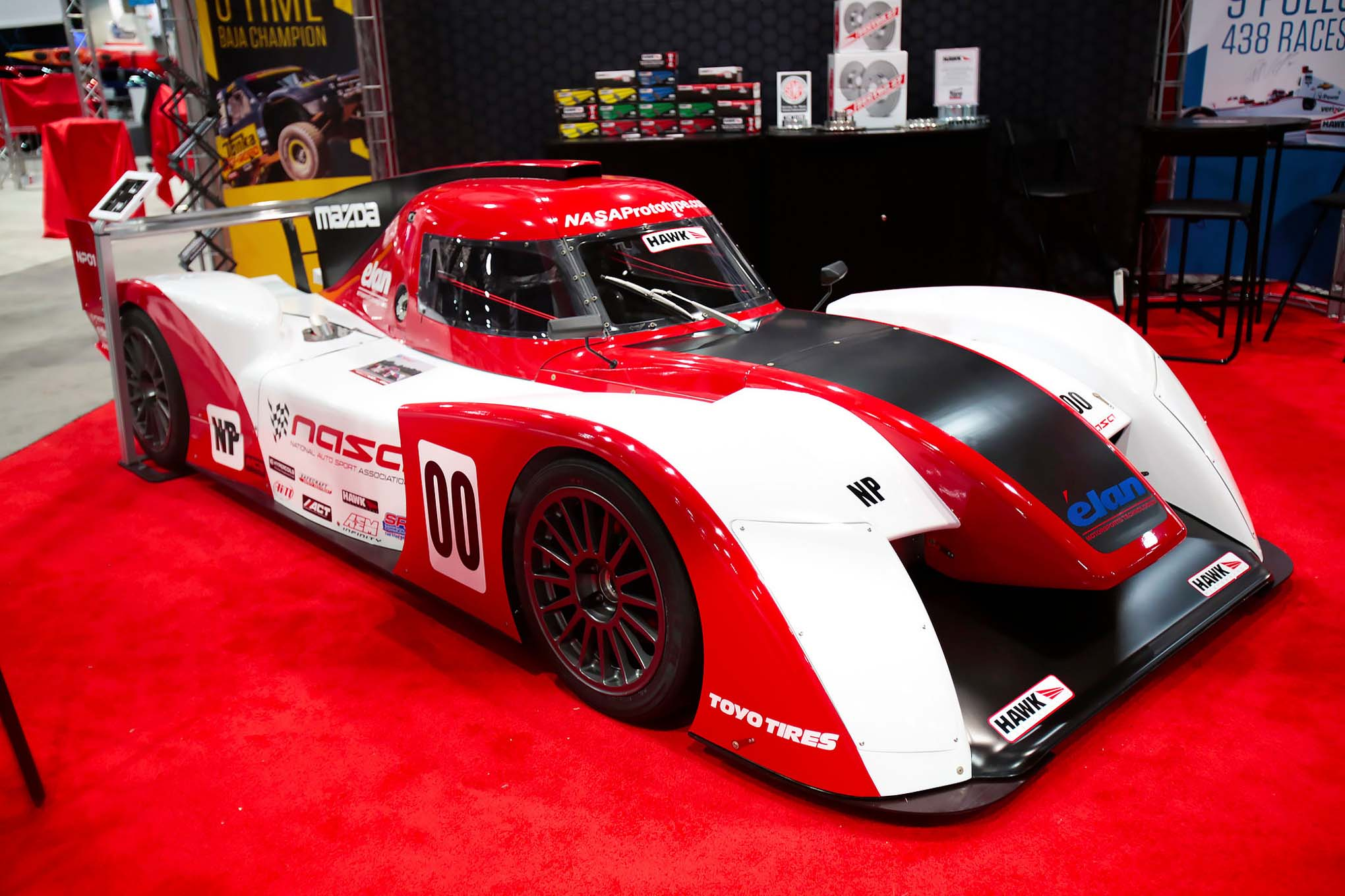 SEMA 2015 After Hours Photo Gallery 113 Lpr