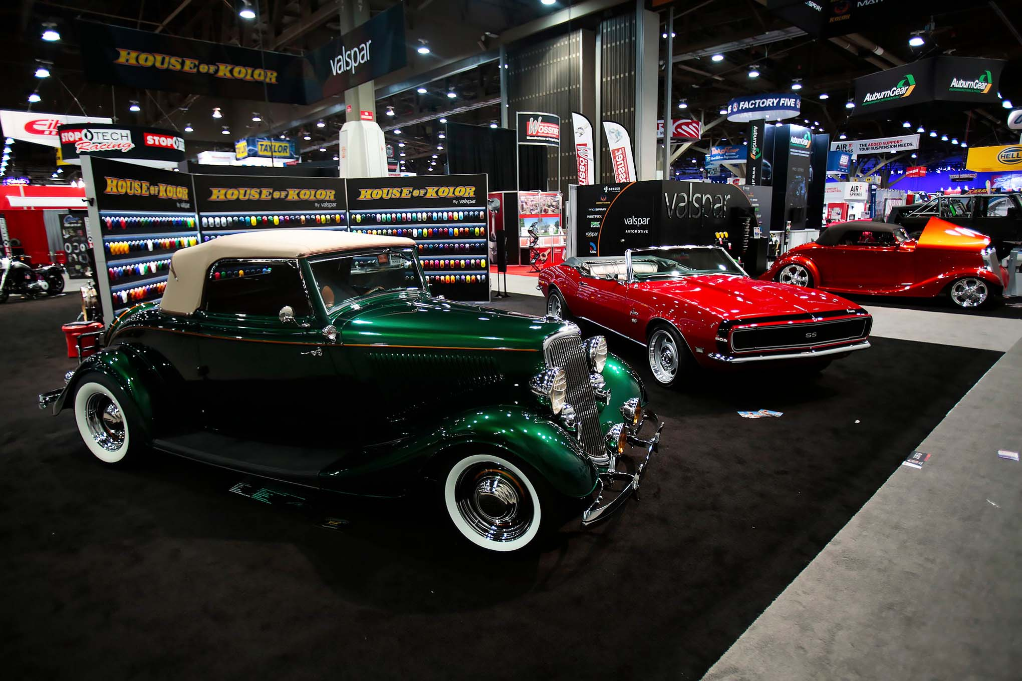 SEMA 2015 After Hours Photo Gallery 104 Lpr