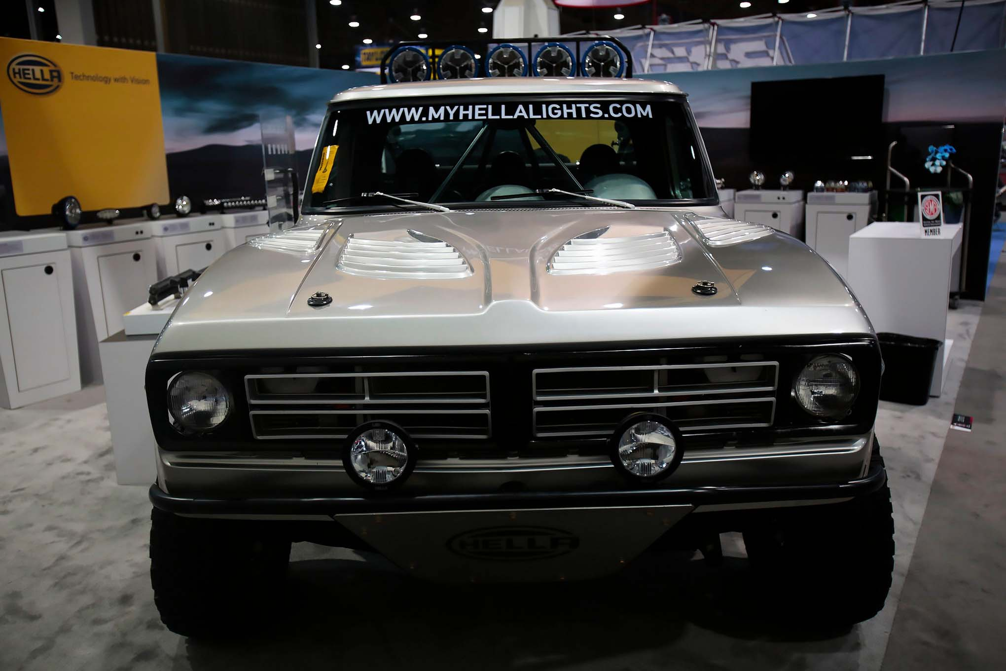 SEMA 2015 After Hours Photo Gallery 089 Lpr