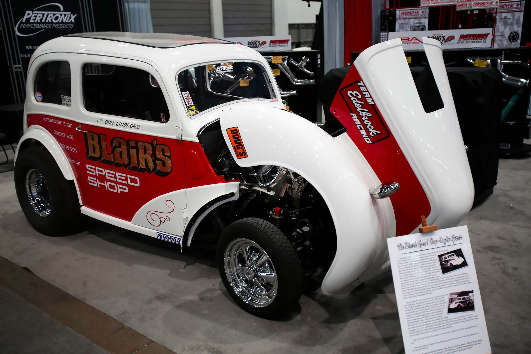 SEMA 2015 After Hours Photo Gallery 081 Lpr