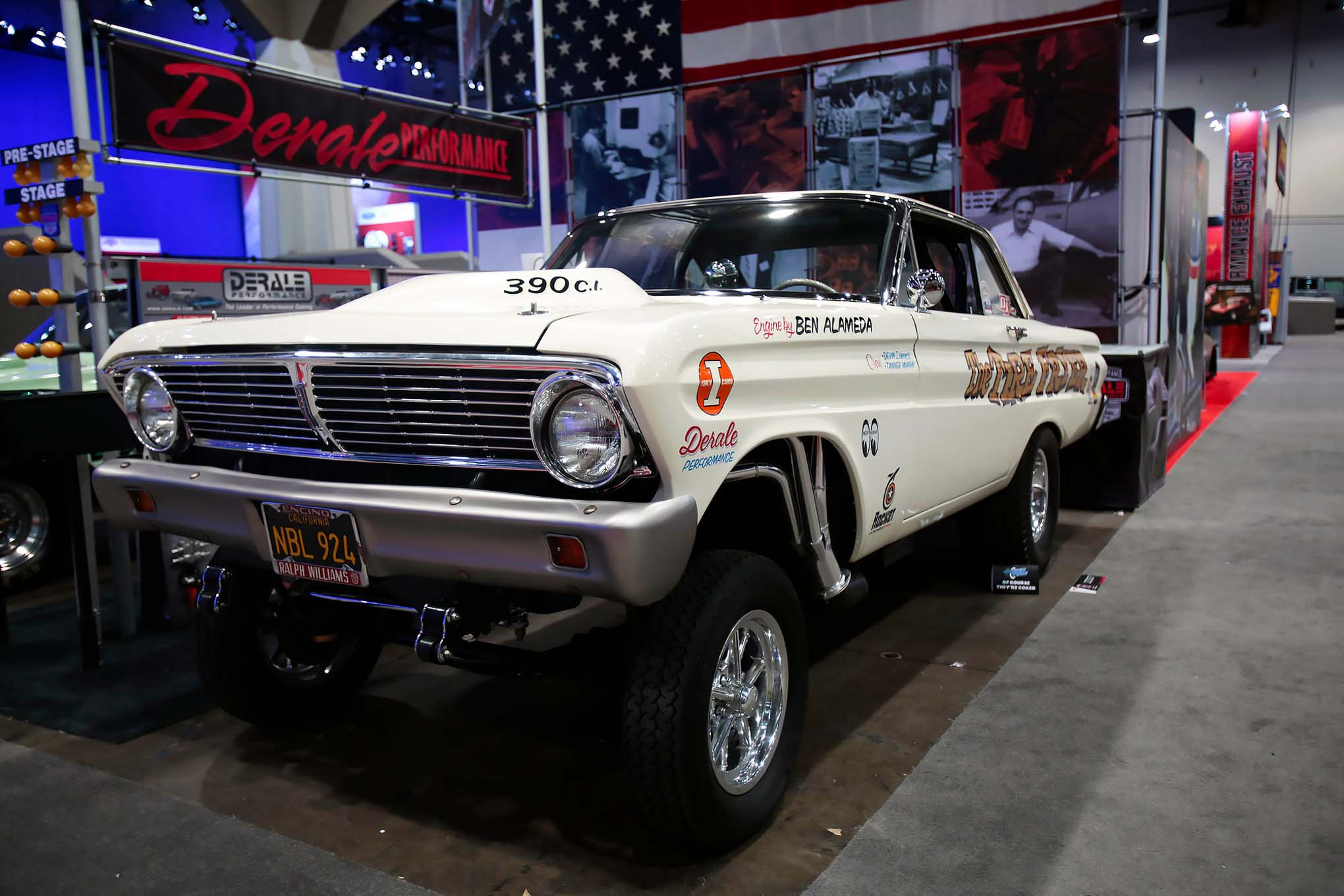SEMA 2015 After Hours Photo Gallery 078 Lpr